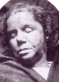 Jack Rozparovač fotky zavražděných žen: Alice McKenzie - zavražděna 17.července 1888