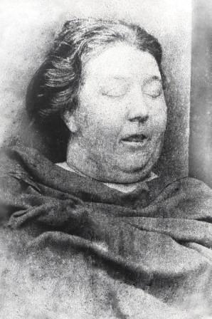 Jack Rozparovač fotky zavražděných žen