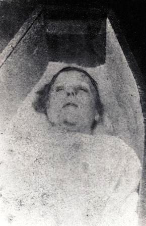 Jack Rozparovač - fotky zavražděných žen: Martha Tabramová zavražděna 7. srpna 1888